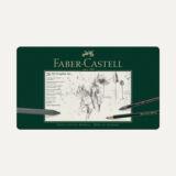 Faber-Castell Pitt Graphite σετ μεταλλική κασετίνα 26 τεμαχίων
