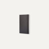 Moleskine Σημειωματάριο μαλακό εξώφυλλο καρέ μαύρο