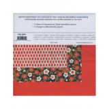 Kimono Squares 6 φύλλα Χειροποίητο Ιαπωνικό Χαρτί
