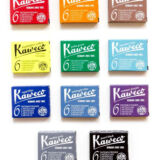 Kaweco Ink Cartridges 6 Αμπούλες Μελανιού