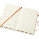 Moleskine P Le petit prince ημερολόγιο εβδομαδιαίο σκληρό εξώφυλλο
